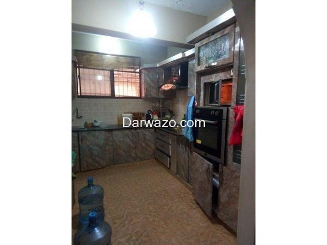 5 Room Appartment for Sale (3 Bed with attached bath, Drawing Room and Lounge) - 4/10
