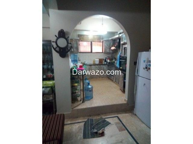 5 Room Appartment for Sale (3 Bed with attached bath, Drawing Room and Lounge) - 6/10