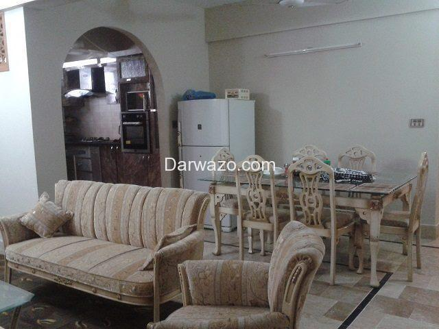 5 Room Appartment for Sale (3 Bed with attached bath, Drawing Room and Lounge) - 7/10