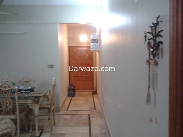 5 Room Appartment for Sale (3 Bed with attached bath, Drawing Room and Lounge) - 9/10