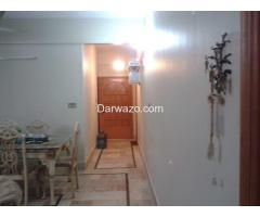 5 Room Appartment for Sale (3 Bed with attached bath, Drawing Room and Lounge) - Image 9/10
