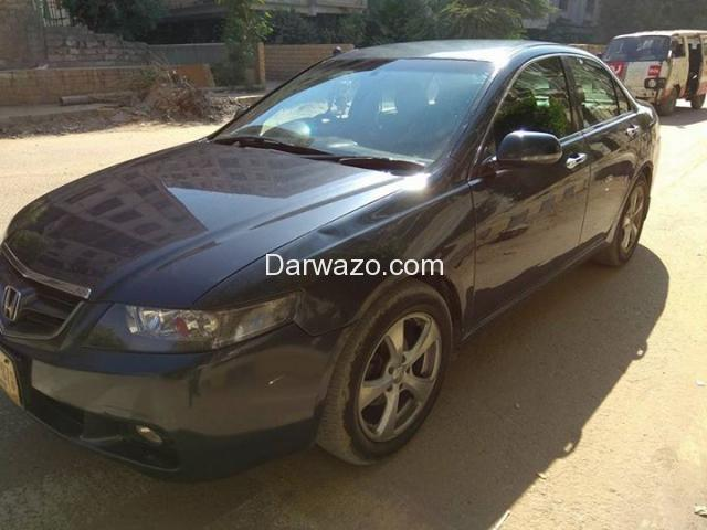 Honda accord CL7 For Sale - 1/4