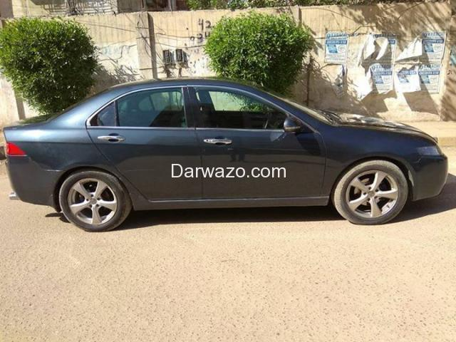 Honda accord CL7 For Sale - 2/4