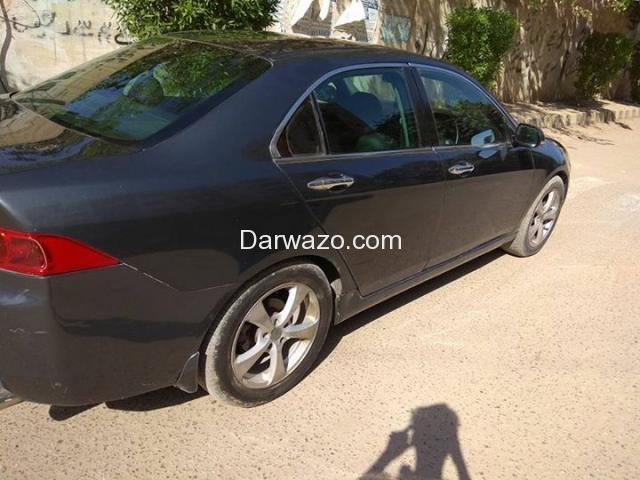 Honda accord CL7 For Sale - 3/4