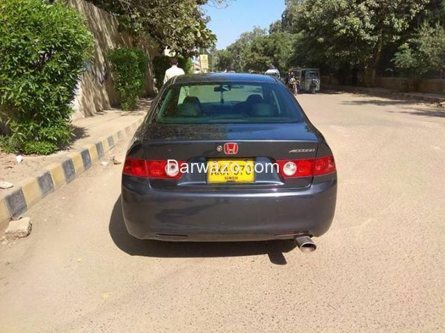Honda accord CL7 For Sale - 4/4