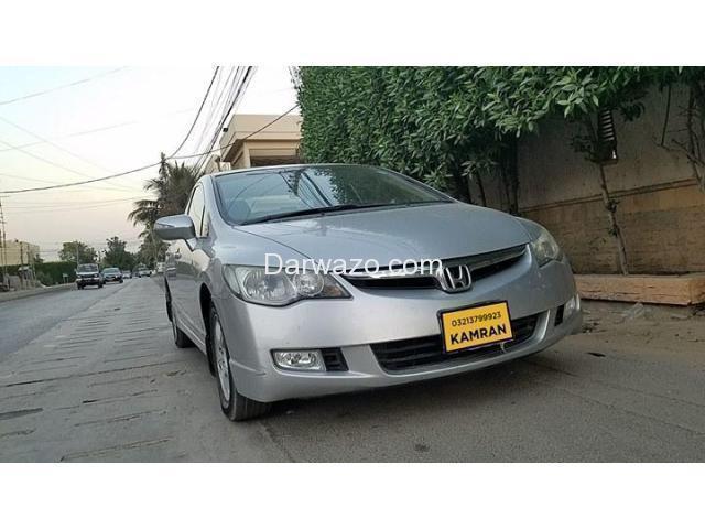Honda Civic Reborn VTi Oriel 1.8 i-VTEC 2009 M/T - 1/10