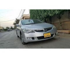 Honda Civic Reborn VTi Oriel 1.8 i-VTEC 2009 M/T