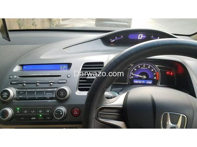 Honda Civic Reborn VTi Oriel 1.8 i-VTEC 2009 M/T - 2/10