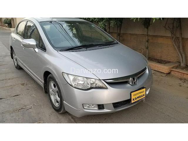 Honda Civic Reborn VTi Oriel 1.8 i-VTEC 2009 M/T - 4/10
