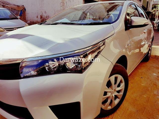 New Toyota Corolla GLI Super Excellent Condition - 2/8