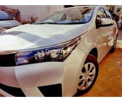 New Toyota Corolla GLI Super Excellent Condition