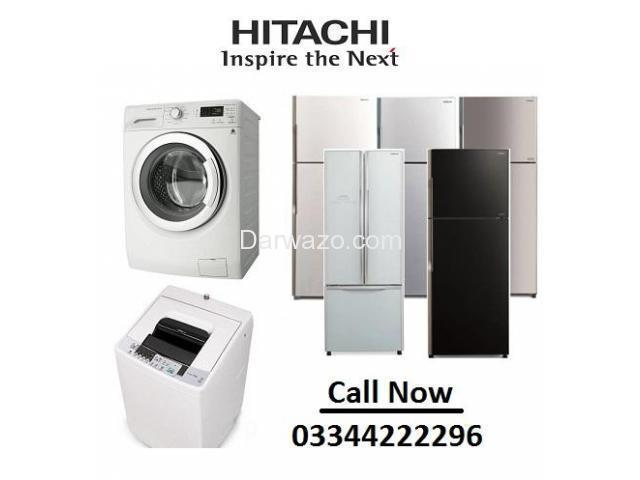 Hitachi Refrigerator Hitachi Automatic Washing Machine Repair Services - 1