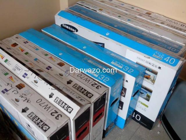 Sony And Samsung 4k Uhd All New Model's Led Tv One Year Warrnty - Made In Malaysia - 1