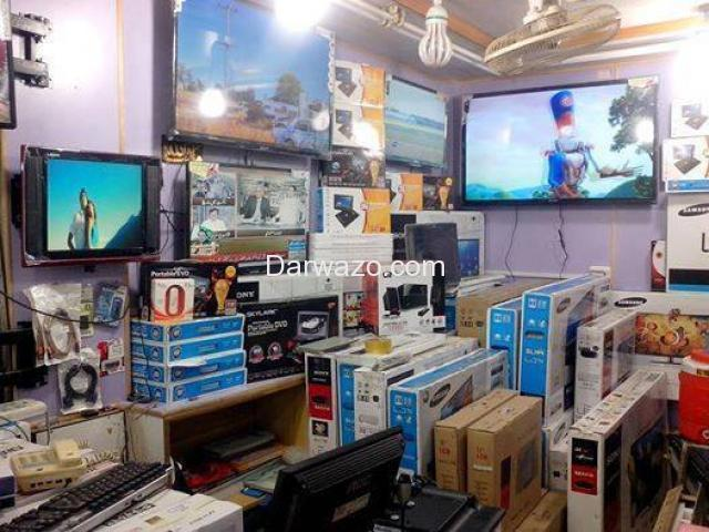 Sony And Samsung 4k Uhd All New Model's Led Tv One Year Warrnty - Made In Malaysia - 2/3