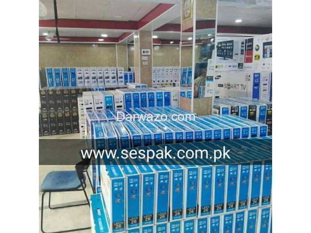Sony And Samsung 4k Uhd All New Model's Led Tv One Year Warrnty - Made In Malaysia - 3