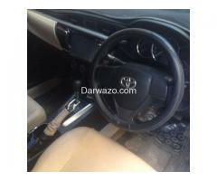 Toyota Corolla GLI Automatic 2016 - Image 4
