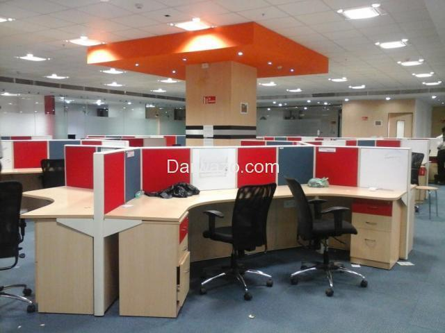 Complete Fully Furnished Office setup for Rent in Clifton area Karachi  (03332175458)) - 1