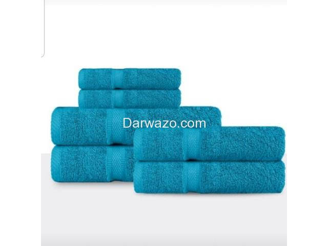 Quality Pillows and Towels for Sale - 7