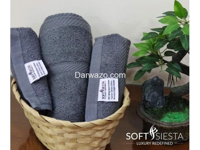 Quality Pillows and Towels for Sale - 10