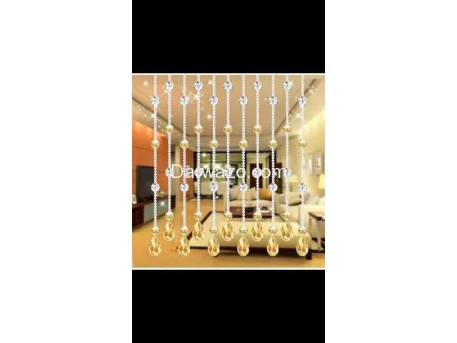 Home Decor items -  Beautiful curtains for Sale - 2