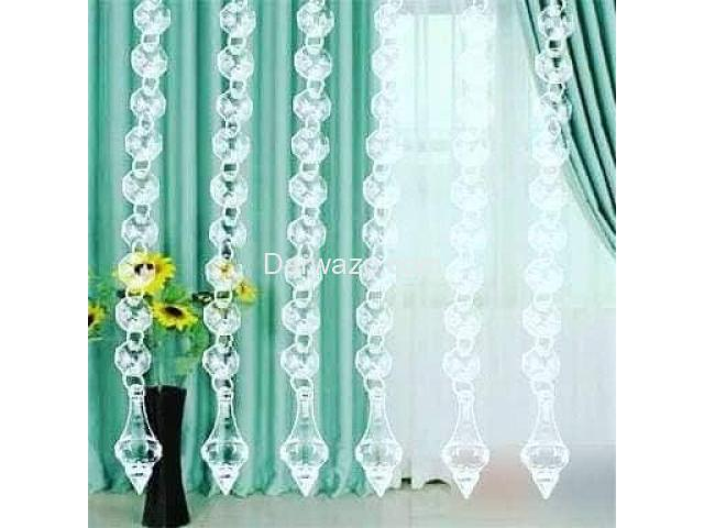 Home Decor items -  Beautiful curtains for Sale - 3