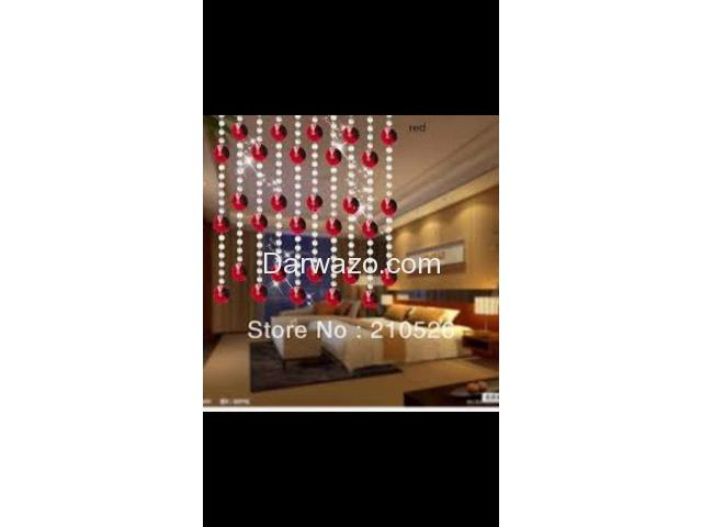Home Decor items -  Beautiful curtains for Sale - 5