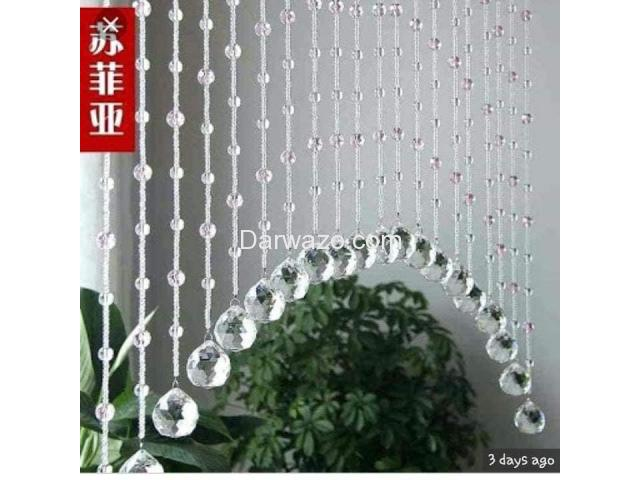 Home Decor items -  Beautiful curtains for Sale - 6