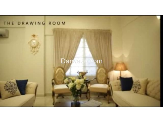 VVIP Apartment For Rent.  - Navy Housing Scheme - Karsaz. - 5