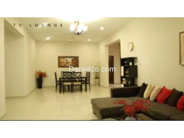 Posh New Apartment For Sale  - Navy Housing Scheme - Karsaz. - 1