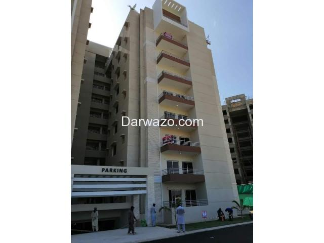 Posh New Apartment For Sale  - Navy Housing Scheme - Karsaz. - 2