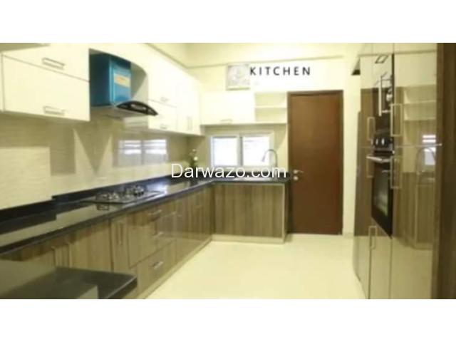 Posh New Apartment For Sale  - Navy Housing Scheme - Karsaz. - 7