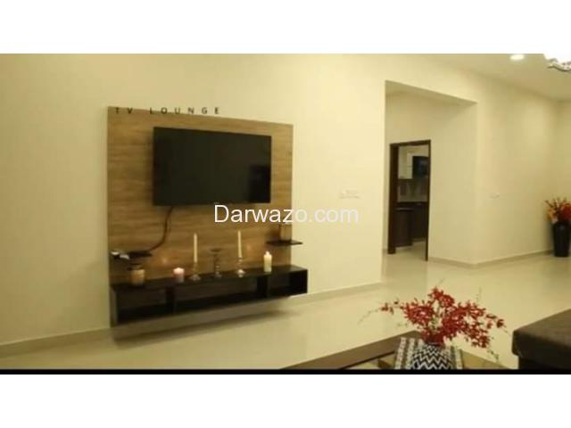 Posh New Apartment For Sale  - Navy Housing Scheme - Karsaz. - 8