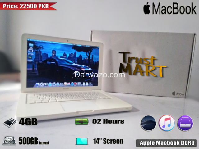 Apple MacBook DDR3 / Trust Mart - 3