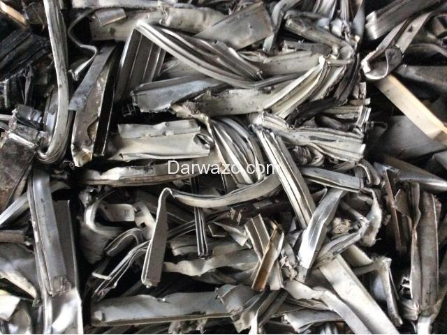 ALUMINUM EXTRUSION 6063 SCRAP == $700 Per MT - 1/6