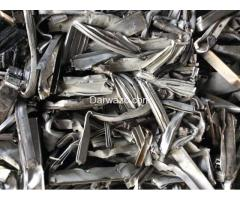 ALUMINUM EXTRUSION 6063 SCRAP == $700 Per MT