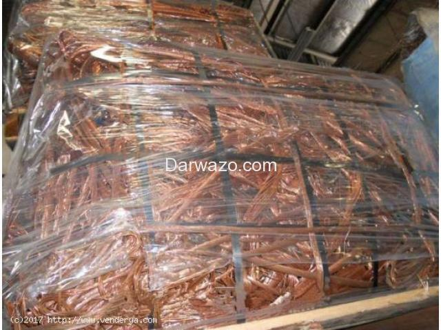 ALUMINUM EXTRUSION 6063 SCRAP == $700 Per MT - 3