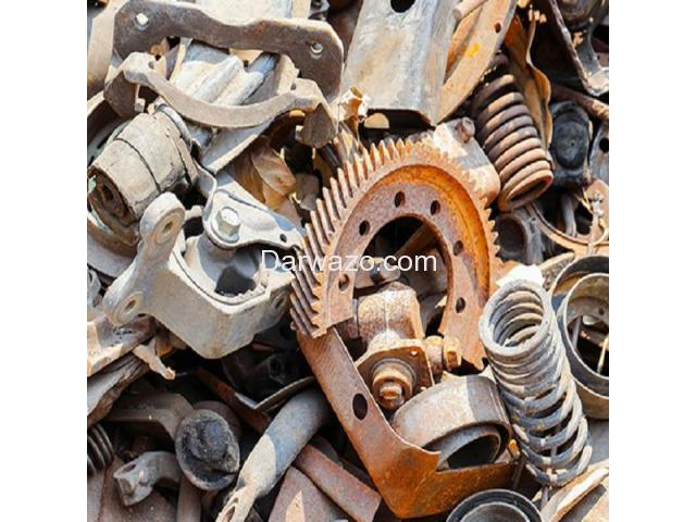 ALUMINUM EXTRUSION 6063 SCRAP == $700 Per MT - 6