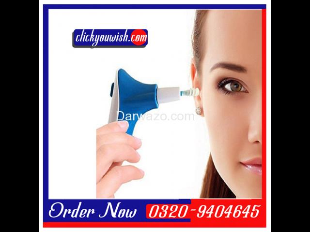 The Doctor's Ear Wax Cleaner in Karachi & All Pakistan - 1/3