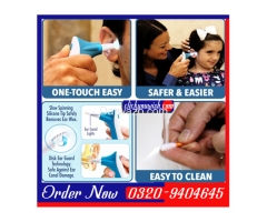 The Doctor's Ear Wax Cleaner in Lahore || Call | SMS | Whatsapp 0320-9404645