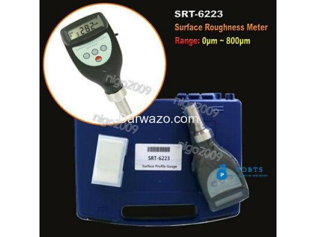 Surface Profile Gauge/Digital Surface Profile Gauge/Surface Roughness Meter - 1