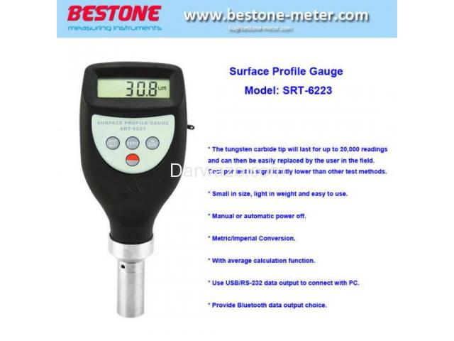 Surface Profile Gauge/Digital Surface Profile Gauge/Surface Roughness Meter - 5
