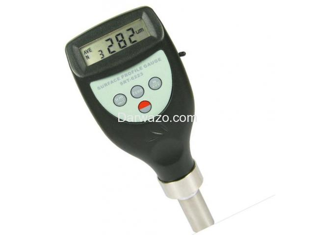 Surface Profile Gauge/Digital Surface Profile Gauge/Surface Roughness Meter - 6