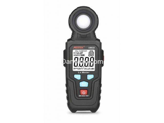 Digital Lux Meter/ Light Meter/Illuminometers Photometer/Lux Fc Tester/Lux Meter - 1