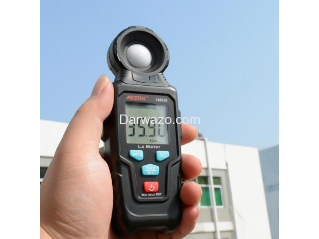 Digital Lux Meter/ Light Meter/Illuminometers Photometer/Lux Fc Tester/Lux Meter - 2
