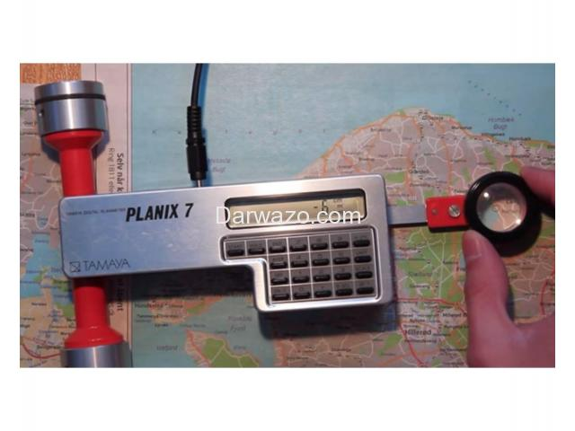 Planimeter/Digital Planimeter/Tamaya Planix 7 Planimeter - 4