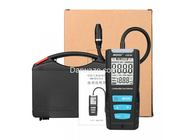 LEL Meter/LEL Gas Detector/Combustible Gas Detector/Gas Analyzer - 4
