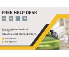 Cctv Cameras Installation And Services