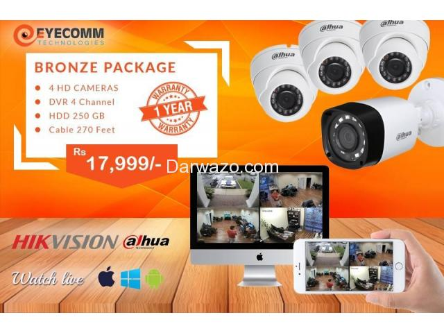 Cctv Cameras Installation And Services - 3