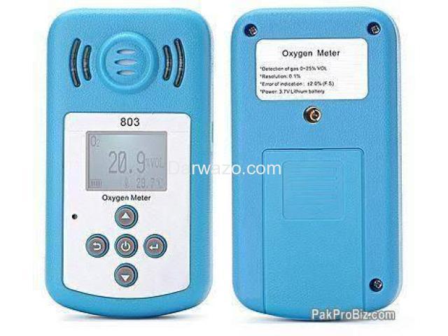 Oxygen Gas Detector (O2 Detector) - 3