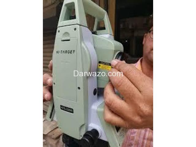 Total Station/Electronic Total Station/Reflectorless Total Station - 1
